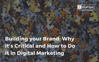 Building your Brand: Why it's Critical and How to Do it in Digital Marketing