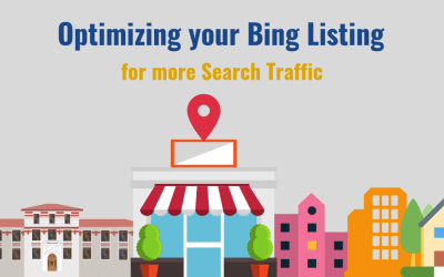 Optimizing your Bing Listings for More Search Traffic