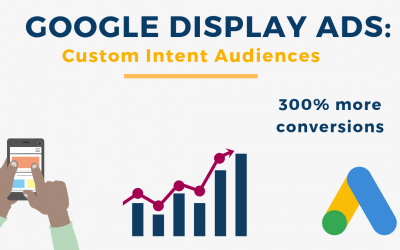 Google Display Ads: 300% More Conversions w/ Custom Intent Audiences