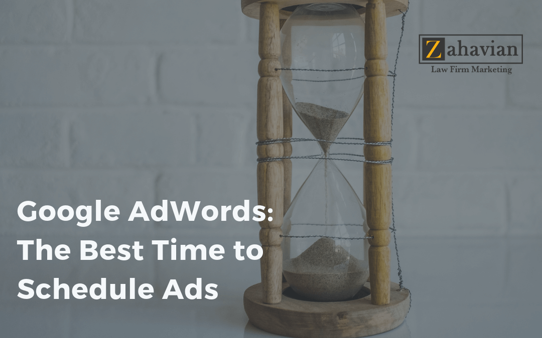 Google AdWords: When is the Best Time to Schedule Ads?