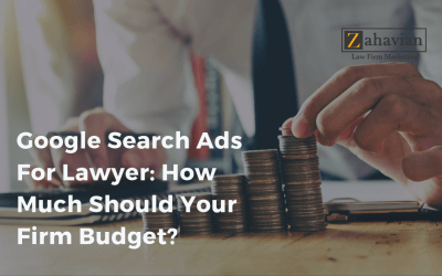 Google Search Ads for Lawyers: How Much Should Your Firm Budget?