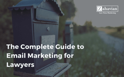 The Complete Guide to Email Marketing for Lawyers