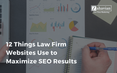 12 SEO Factors for Law Firm Websites