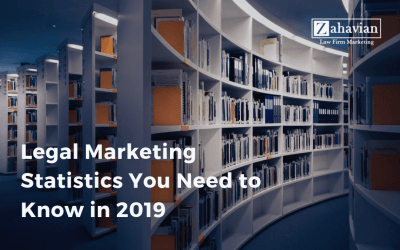 Legal Marketing Statistics You Need to Know in 2019
