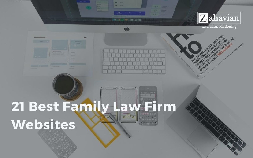 21 Best Family Law Firm Websites