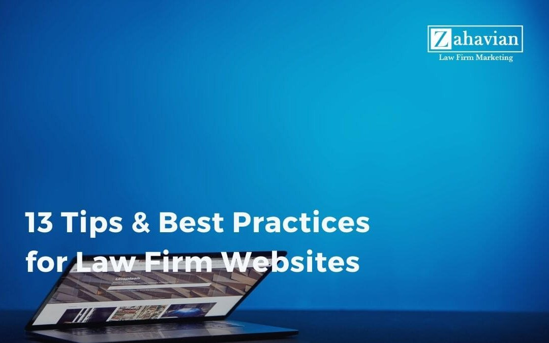 What Makes a Good Law Firm Website? 13 Tips & Best Practices
