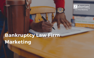 Bankruptcy Law Firm Marketing