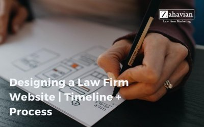 How Long Does it Take to Design a Law Firm Website? | Timeline + Process